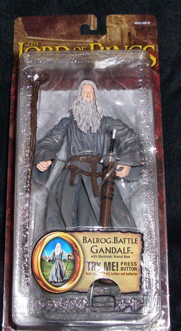 LOTR - Epic Trilogy S2 - Balrog Battle Gandalf
