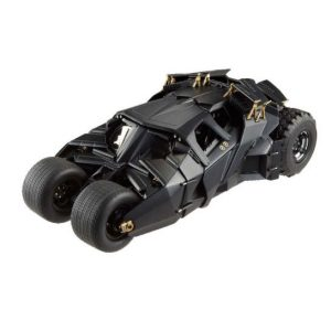 Batman - 1:18 Heritage Batmobile Tumbler - Batman Begins