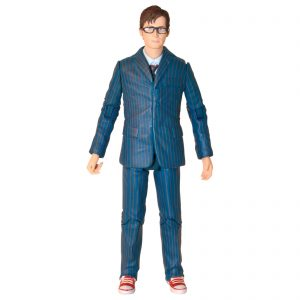 Doctor Who - 10th Doctor David Tennant Royal Blue Suit with Glasses