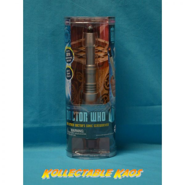 Doctor Who - The Other Doctor John Hurt's Sonic Screwdriver