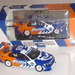 1:43 2009 Club Car - Ford BF Falcon