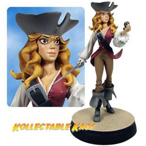 Pirates of the Caribbean - Animated Elizabeth Swann Maquette