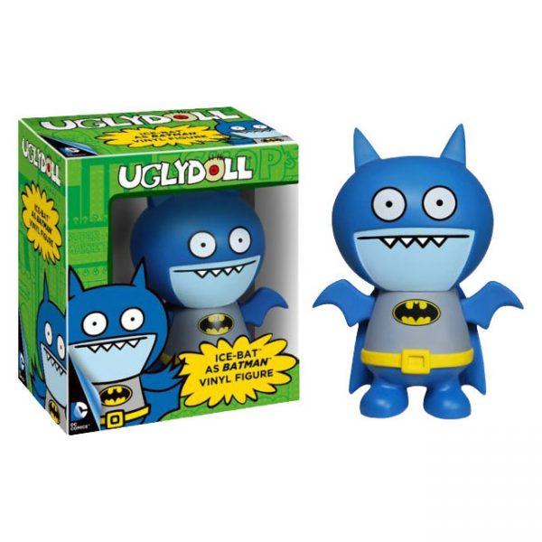 DC Comics - Ugly Doll - Ice-Bat Batman Vinyl Figure