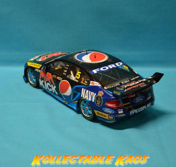 1:18 2013 FPR - Sandown 500 livery - With Bonnet Display signed by Mark Winterbottom