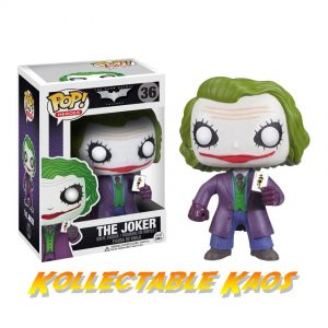 Batman - The Dark Knight - The Joker Pop! Vinyl Figure