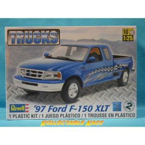 1:25 Revell - 1997 Ford F-150 XLT Model Kit(85-1747)