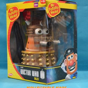 Mr Potato Head - Doctor Who - Dalek