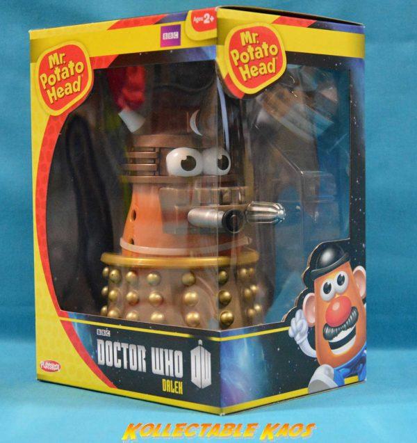 Mr Potato Head - Doctor Who - Dalek