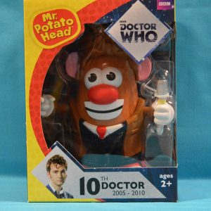 Mr Potato Head - Doctor Who - 10th Doctor David Tennant
