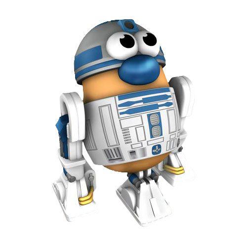 Mr Potato Head - Star Wars - R2-D2