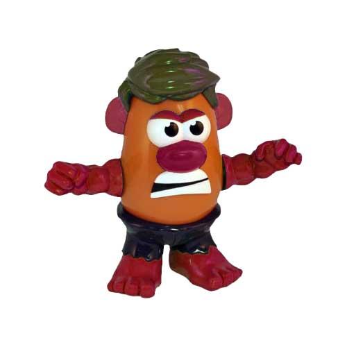 Mr Potato Head - Hulk - Red Hulk