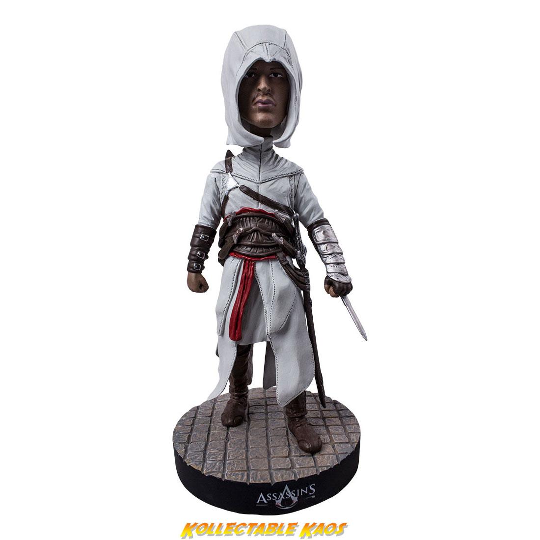 Assassin S Creed Altair Bobble Head Kollectable Kaos