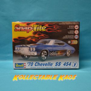 1:25 Revell - SnapTite Easy Kit - 1970 Chevelle SS 454 Plastic Model Kit(85-1932)