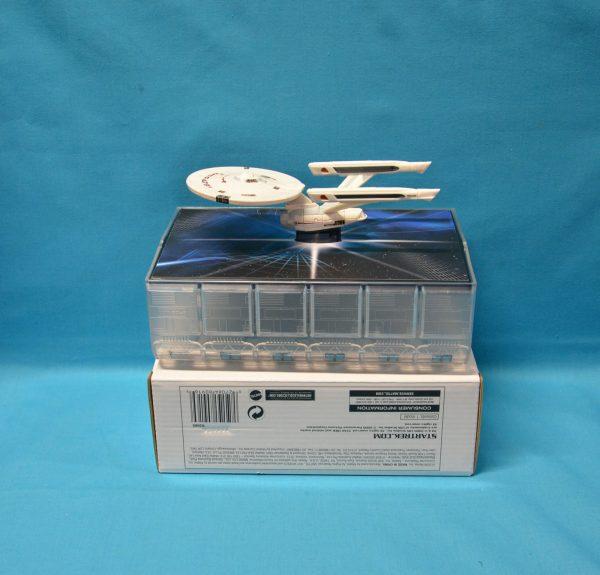 1:50 Hot Wheels - Star Trek Enterprise 1701 Refit in Space Dock