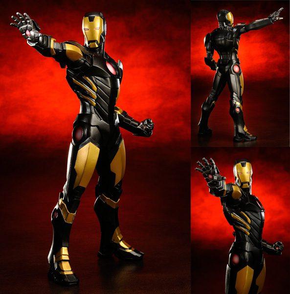 Marvel Comics - Iron Man Avengers Marvel Now Artfx+ Statue