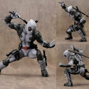 Marvel Comics - Deadpool X-Force Artfx+ Statue