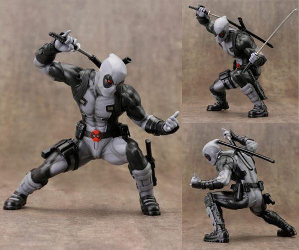 Marvel Comics - Deadpool X-Force Artfx+ Statue