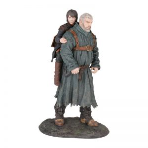 Game of Thrones - Hodor & Bran Figure