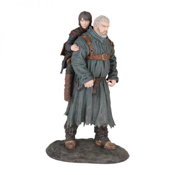 Game of Thrones - Hodor & Bran Figure