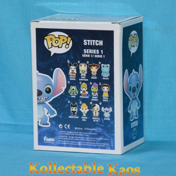 FUN2353 Lilo and Stitch Pop Vinyl 2 600x600 - Lilo and Stitch - Stitch Pop! Vinyl Figure #12