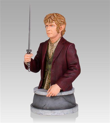 "The Hobbit - Bilbo Baggins 5.5"" Mini Bust"