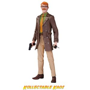 "Batman - Commissioner Gordon 7"" Designer Action Figure"