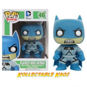 Batman - Blackest Night- Batman Pop! Vinyl Figure