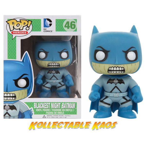 Batman - Blackest Night- Batman Pop! Vinyl Figure