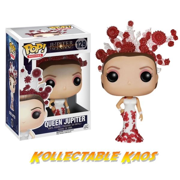 Jupiter Ascending - Queen Jupiter Pop! Vinyl Figure