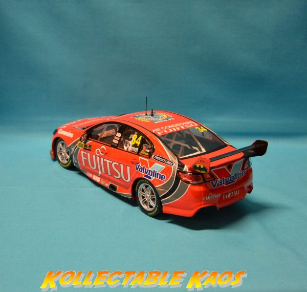 1:18 Apex - 2013 Auckland 400 - Fujitsu Racing GRM - #34 - Alexander Premat