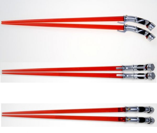 Star Wars - Count Dooku Chopsticks