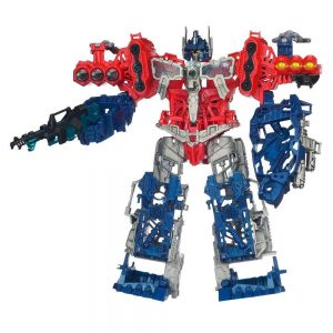 Transformers Prime Cyberverse Optimus Maximus