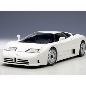 1:18 AutoArt - Bugatti EB110 GT - White