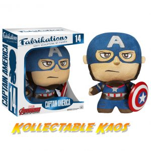 Avengers 2: Age of Ultron - Captain America Fabrikations Plush