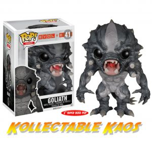 "Evolve - Goliath 6"" Super Sized Pop! Vinyl"