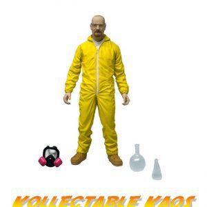 "Breaking Bad - Walter White 6"" Hazmat Figure"