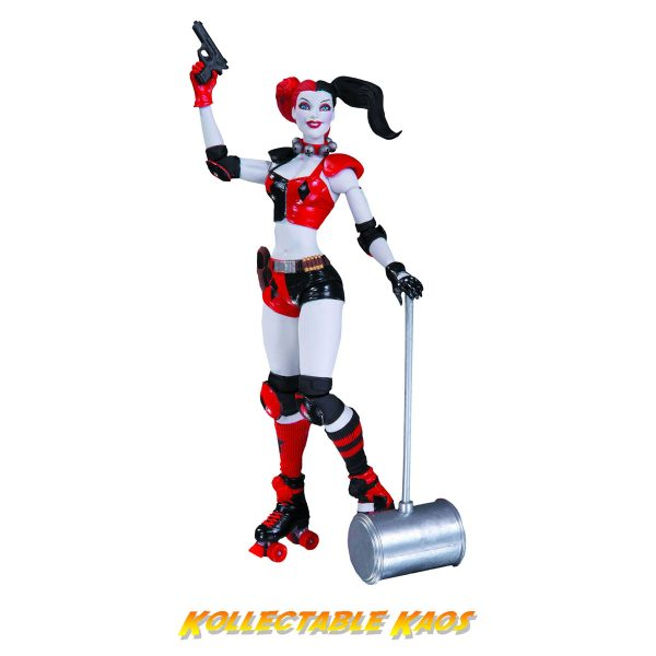 "DC Comics - Harley Quinn 6.8"" Action Figure (The New 52)"