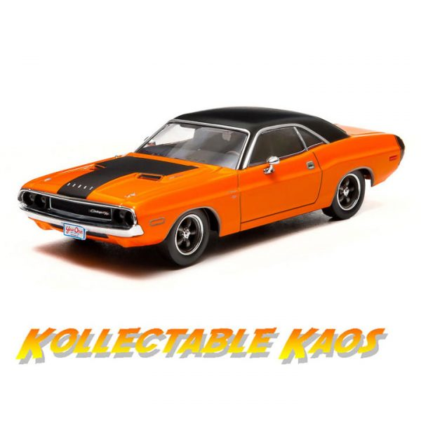 1:43 Greenlight - 1970 Dodge Challenger R/T - 2 Fast 2 Furious (2003)