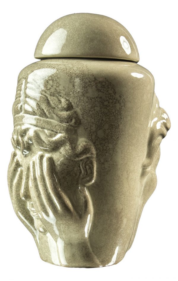 Doctor Who - Weeping Angel Ceramic Cookie Jar