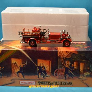 Matchbox - 1927 Ahrens Fox Fire (YSFE04)