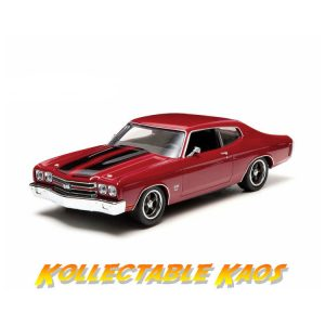 1:43 Greenlight - Fast & Furious (2009) - 1970 Chevy Chevelle