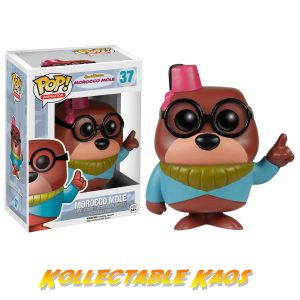 FUN5026 morocco mole pop vinyl 300x300 - The Secret Squirrel Show - Morocco Mole Pop! Vinyl Figure