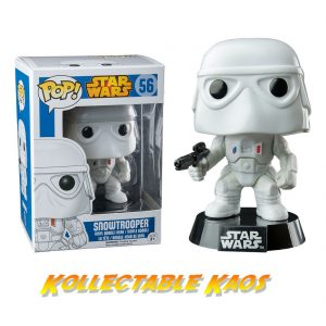 Star Wars - Snowtrooper Pop! Vinyl Bobble Head Figure