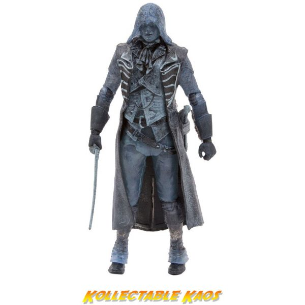 "Assassin's Creed - Series 4 - Eagle Vision Arno Dorian 7"" Action Figure"