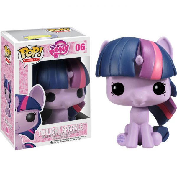 My Little Pony - Twilight Sparkle Pop! Vinyl Figure