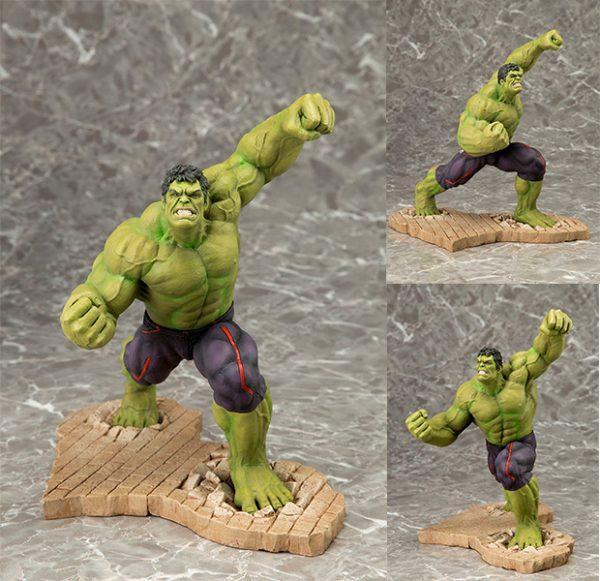 Avengers: Age of Ultron - Hulk ArtFX+ Statue