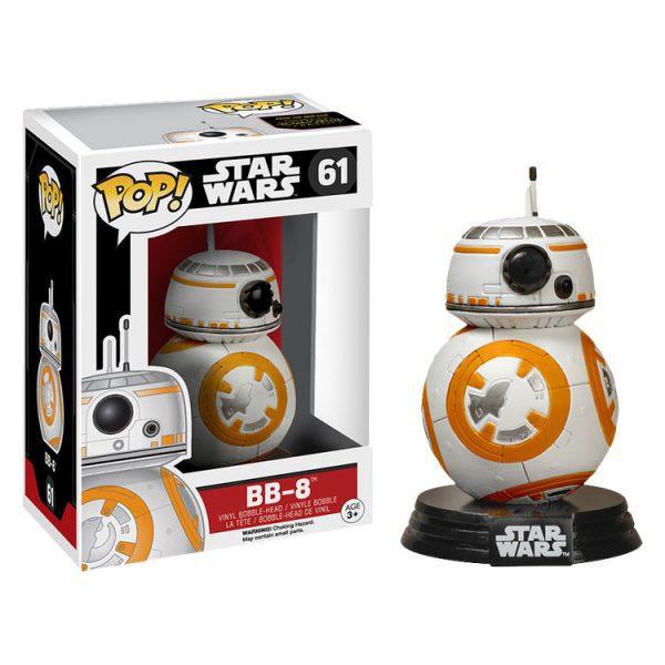 Star Wars - BB-8 Roller Droid Ep 7 Pop! Vinyl Figure