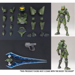 HALO Mjolnir Mark V Armor Set For Master Chief (ARMOR ONLY)
