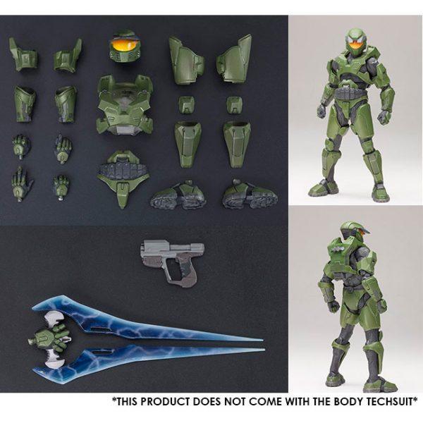 HALO Mjolnir Mark V Armor Set For Master Chief (ARMOR ONLY)