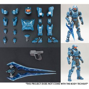 HALO Mjolnir Mark VI Armor Set (ARMOR ONLY)